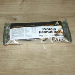 Protein Peanut Bar, Eiweiss Riegel für Ihre Sporternährung - Fox Food Supplement