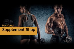Fox Food Supplement-Shop